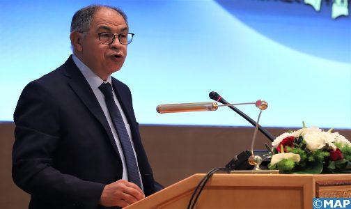 Académie du Royaume: La Chine et le Maroc, à l'avant-garde du co-développement et des partenariats gagnant-gagnant (Driss Guerraoui)