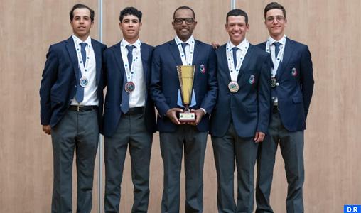 39è Championnat arabe du golf : Le Maroc confirme sa suprématie