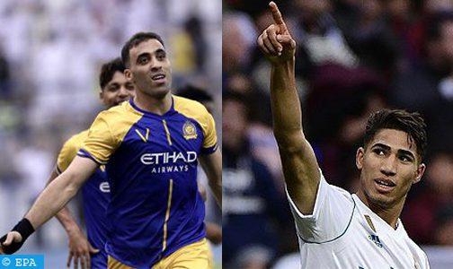 Globe Soccer Awards 2019 : les Marocains Abderrazak Hamdallah et Ashraf Hakimi sacrés
