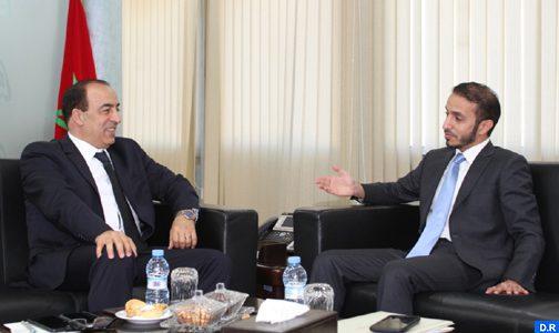 Maroc-EEAU : Volonté commune de promouvoir la coopération dans les domaines des médias, des sports et de la culture (M. Abyaba)