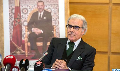 M. Jouahri se félicite de la 4ème LPL approuvée par le FMI en faveur du Maroc