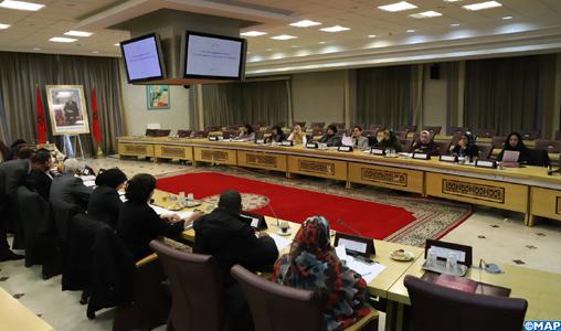 Réunion de la Commission chargée de l'activation du Fonds de soutien à l'encouragement de la représentativité des femmes