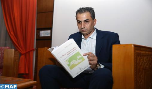 """Casablanca: présentation du livre """"Le Maroc et ses riverains méditerranéens"""""""