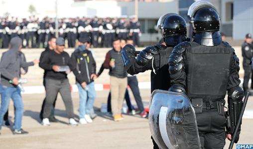BAB Magazine publie un dossier sur les unités de maintien de l'ordre au Maroc