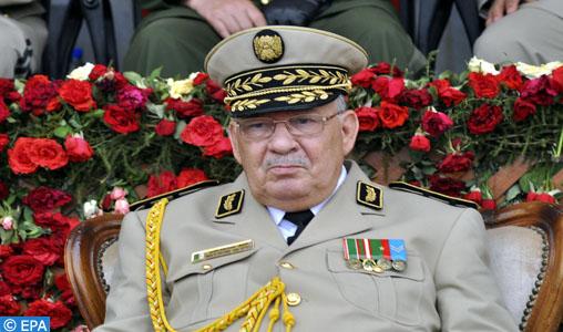 Algérie: Décès du général du corps d'armée Ahmed Gaïd Salah (Officiel)