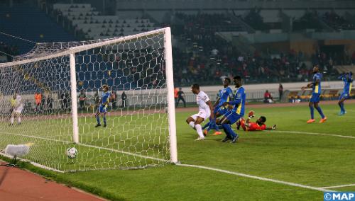 Ligue des Champions de la CAF (Groupe C/3è journée): Victoire du WAC face au Petro Atletico de Luanda (4-1)
