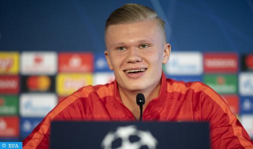 Bundesliga: Le prodige norvégien Haaland s'engage avec Dortmund jusqu'en 2024