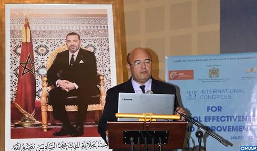 ICSEI 2020 : L'expérience marocaine de l'école de la deuxième chance mise en exergue à Marrakech