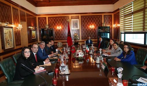Une parlementaire mexicaine appelle à hisser les relations de son pays avec le Maroc à un niveau supérieur