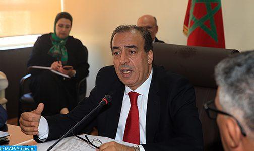 M. Abyaba appelle à conjuguer les efforts pour réussir le 26ème SIEL