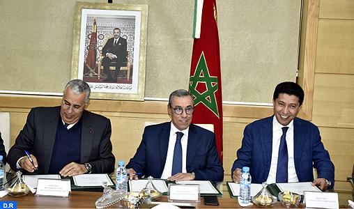 Région de l'Oriental: Signature d'un mémorandum d'entente avec la Banque populaire pour encourager l'investissement