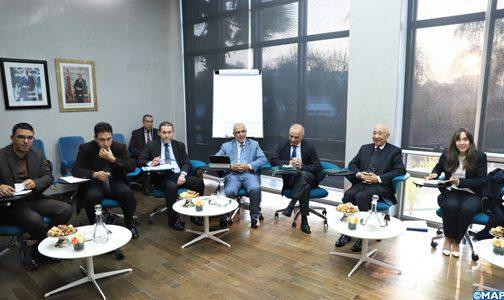 La CSMD entame avec le PJD ses séances d'écoute aux partis politiques et aux syndicats