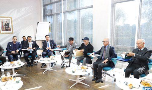 La CSMD poursuit ses séances d'écoute par une réunion avec les représentants de la CDT
