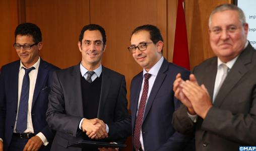 Délais de paiement inter-entreprises: La CGEM et Inforisk signent une convention de partenariat