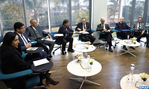 CSMD: la vision de l'ARM s'appuie sur les recommandations des premières Assises nationales de la régionalisation avancée