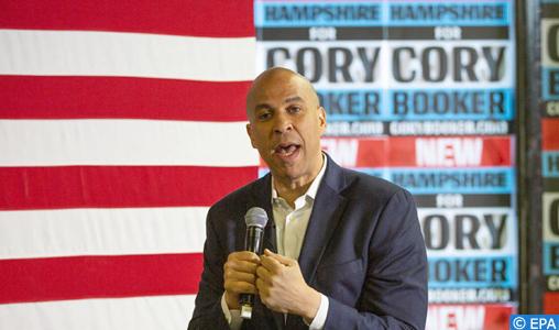 Primaire démocrate: Le sénateur Cory Booker jette l'éponge