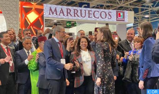 Espagne : Participation distinguée du Maroc au FITUR 2020