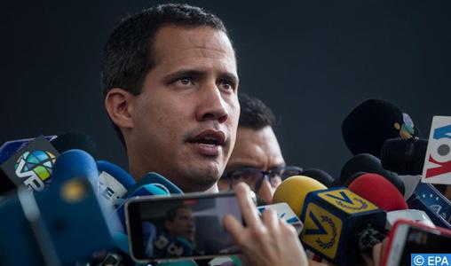 Juan Guaidó à Bogotá pour participer à une conférence régionale sur la lutte contre le terrorisme