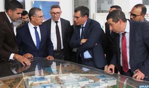 Une 2ème station de dessalement de l'eau de mer à Laâyoune avant fin 2020