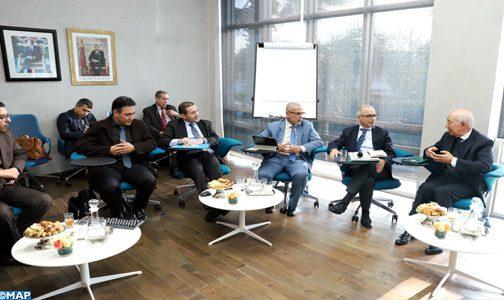 L'essentiel des séances d'écoute entamées par la CSMD avec le PJD, l'USFP et le PI