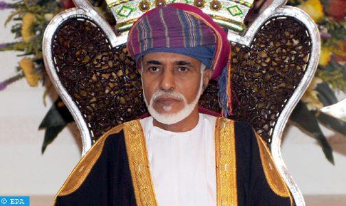 Décès du sultan Qabous d'Oman