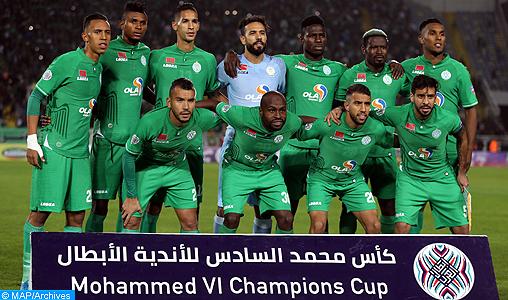 Coupe Mohammed VI: Le RAJA s'impose en Algérie face au MCA