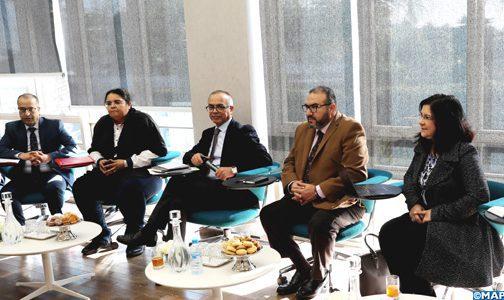CSMD: Des partis politiques sans représentation parlementaire exposent leurs visions du nouveau modèle de développement