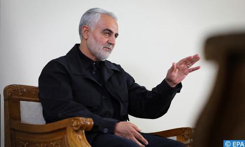 Le général iranien Qassem Soleimani tué dans une frappe aérienne à Bagdad