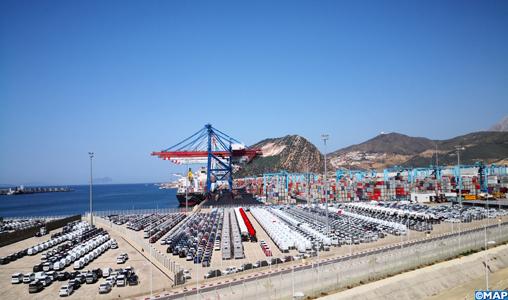 """Tanger Med: Dématérialisation des certificats d'exportations agroalimentaires à travers le """"Port Community System"""""""