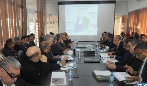 Marrakech: présentation de la vision stratégique de développement de l'infrastructure routière au niveau de la région