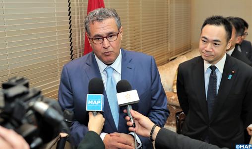 Maroc-Japon: Examen des moyens de renforcer la coopération dans les domaines de l'agriculture et de la pêche maritime