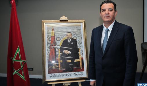 Tanger: Le binôme candidat à la présidence de la CGEM rencontre les opérateurs économiques