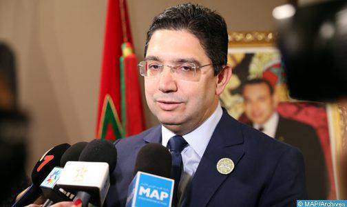 L'ouverture de consulats dans les provinces du Sud reflète un soutien grandissant à la marocanité du Sahara en Afrique