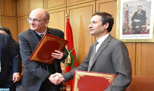 Maroc/BM: Accord relatif à la politique de développement pour les risques liés aux catastrophes naturelles de 275 M$