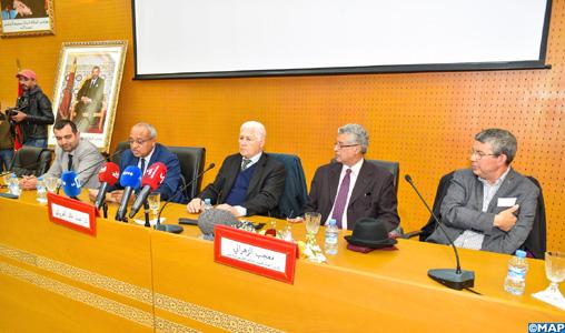 Lancement de la chaire Abdallah Laroui à la faculté des lettres et des sciences humaines de Rabat