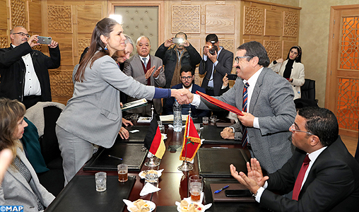 Formation professionnelle: la chambre de commerce de Rabat-Salé-Kénitra renforce sa coopération avec des centres allemands