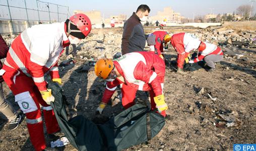 Crash d'un avion en Iran: Ottawa confirme le décès de 63 Canadiens