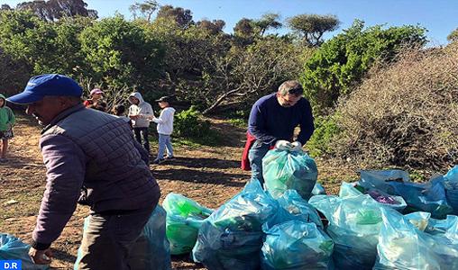 Collecte des déchets : La ceinture verte d'Essaouira fait peau neuve
