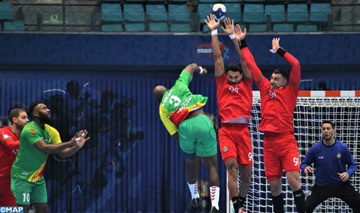 Hand-CAN 2020 (1ère journée/Gr D) : Première victoire et un important pas franchi par le Maroc vers la qualification au second tour