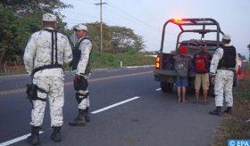Mexique: arrestation de plus de 2.000 migrants d'Amérique centrale à la frontière sud