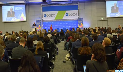Ouverture à Paris d'un Forum de haut niveau de l'OCDE sur les migrations et l'intégration
