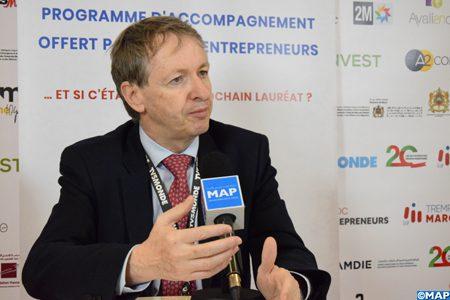 Quatre questions à Jean-Pascal Darriet, nouveau président de la Chambre française de commerce et d'industrie au Maroc