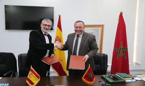Tétouan: Signature d'une convention de coopération entre l'Université Abdelmalek Essaâdi et l'Université de Cadix