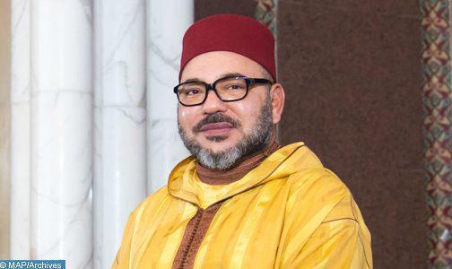 Message de félicitations de SM le Roi au Sultan d'Oman Haitham ben Tarek ben Taimur à l'occasion de son accession au pouvoir
