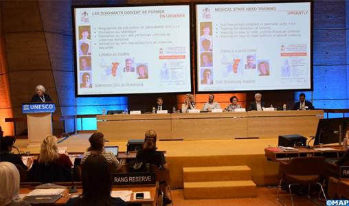 7èmes Assises internationales sur les violences sexuelles à l'Unesco: nécessité pour les Etats de faire évoluer leur arsenal juridique