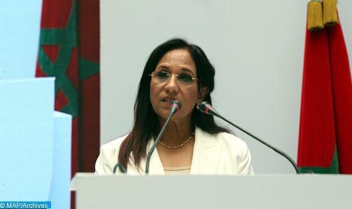 """Fès : Mme Bouayach souligne les """"grands progrès'' cumulés par le Maroc en démocratie"""