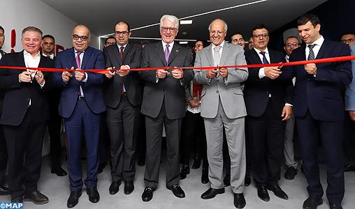 Benguérir : Inauguration du premier Centre Interactif Digital au Maroc