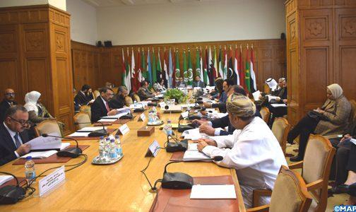Participation du Maroc à une réunion au Caire sur les mécanismes de lutte contre les violations israéliennes dans les territoires arabes occupés