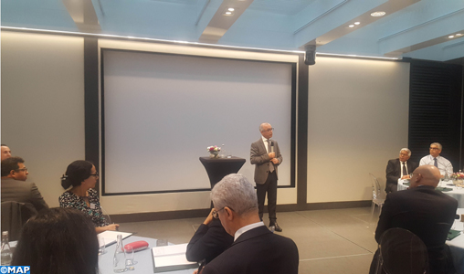 CSMD : Chakib Benmoussa initie à Paris une série de réunions d'écoute avec des Marocains du monde