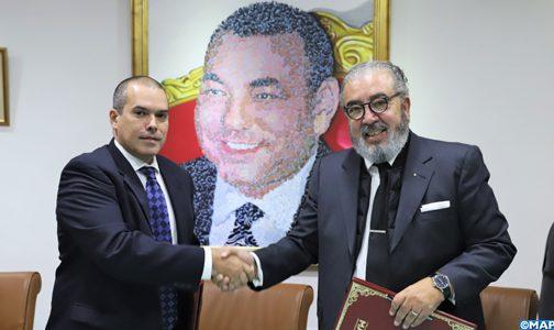 Accord de coopération entre la MAP et Prensa Latina